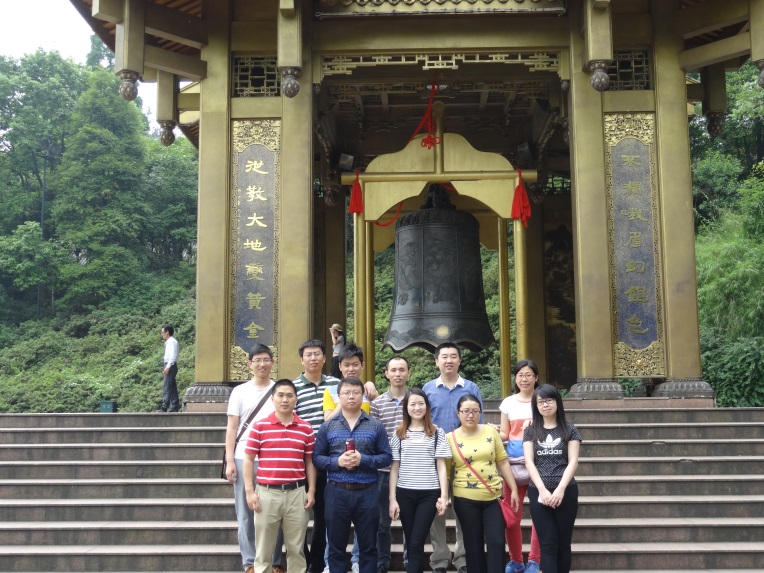 Travel to Emei