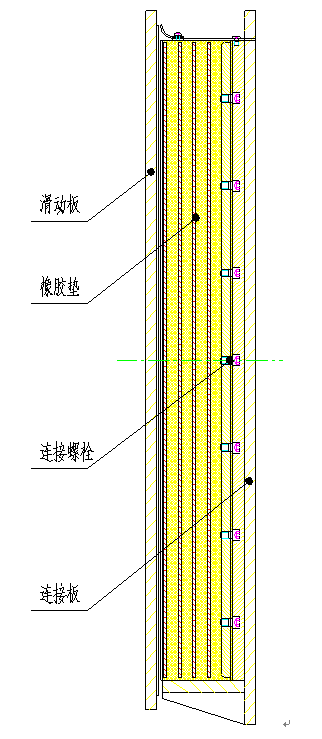 Wind resistance bearing